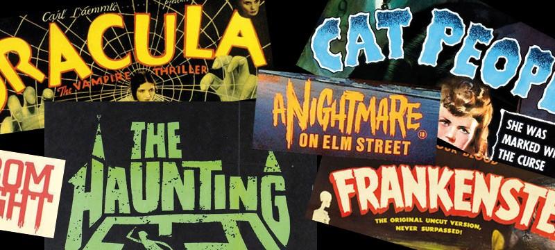 Horror films: Original v Remakes = Different graphics!
