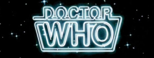 50 years of the Doctor Who logo