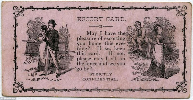 Escort Card