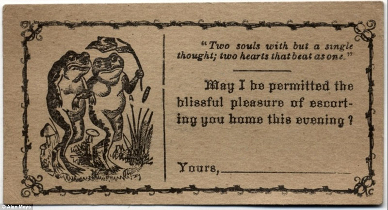 Two Souls acquaintance card