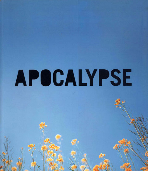 'Apocalypse' Royal Academy of Arts exhibition poster