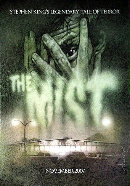 'The Mist' film poster