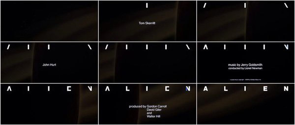 'Alien' film titles