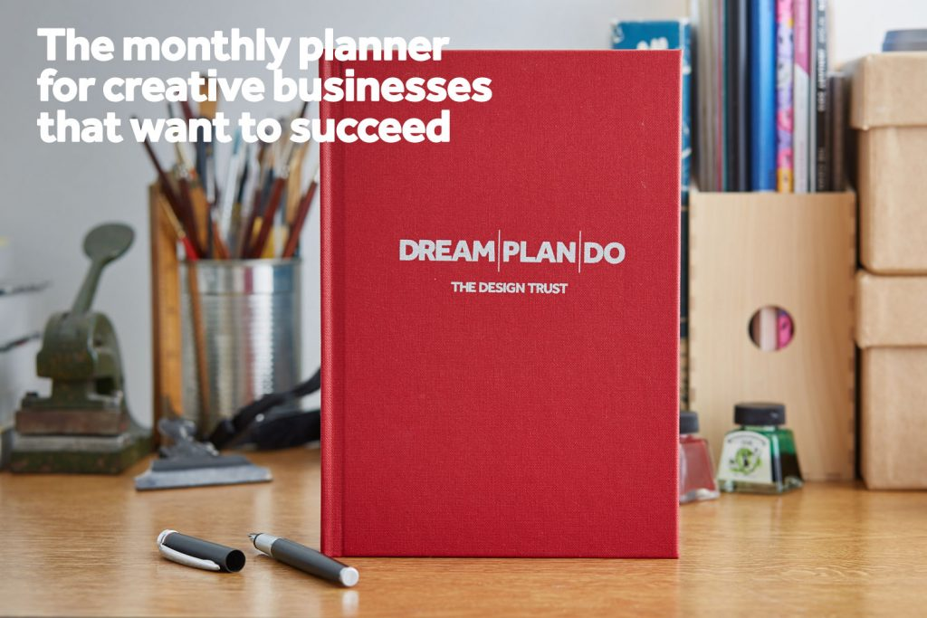 DREAM PLAN DO Creative business planner